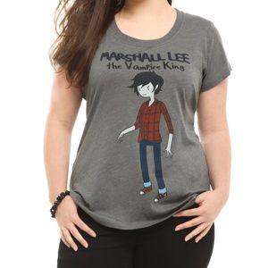 Torrid Adventure Time Marshall Lee Vampire King 4X